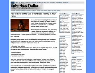suburbandollar.com screenshot