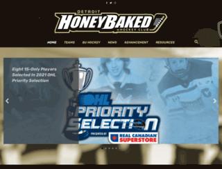 suburbanhockeyclub.com screenshot