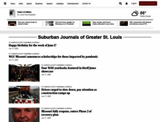 suburbanjournals.stltoday.com screenshot