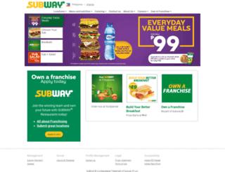 subway.com.ph screenshot