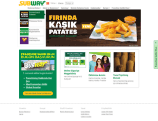 subway.com.tr screenshot