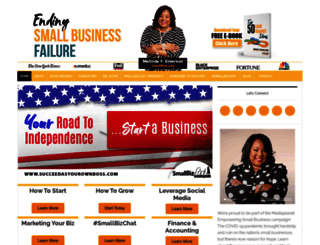 succeedasyourownboss.com screenshot