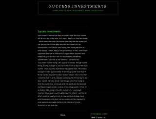 success-investments.blogspot.com screenshot