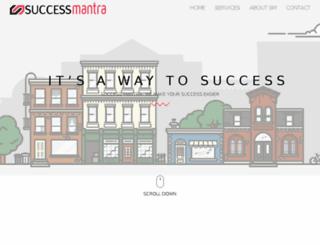 success-mantra.in screenshot
