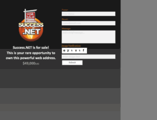 success.net screenshot