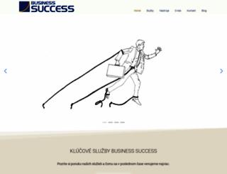 success.sk screenshot