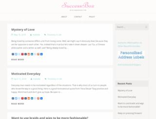 successbox8.com screenshot