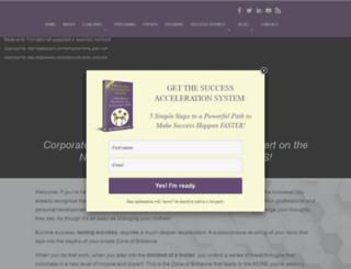 successcoachingwithkate.com screenshot