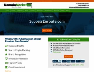 successenroute.com screenshot