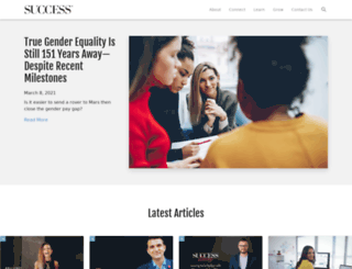 successmagazine.com screenshot