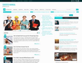 successmnual.blogspot.com screenshot