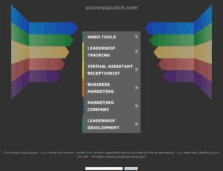successpunch.com screenshot