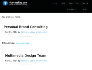 successrep.com screenshot