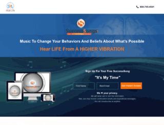 successsongs.com screenshot