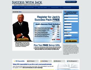 successwithjack.foxycart.com screenshot