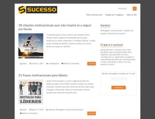 sucesso.powerminas.com screenshot