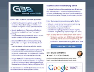 suchmaschinenoptimierung-berlin.berlin screenshot