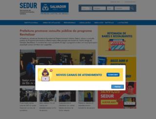 sucom.ba.gov.br screenshot