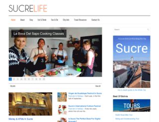 sucrelife.com screenshot