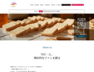 sucrey.co.jp screenshot