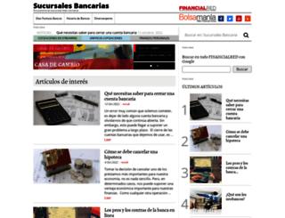 sucursales.com.mx screenshot