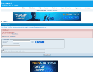 sudakasally.2forum.biz screenshot