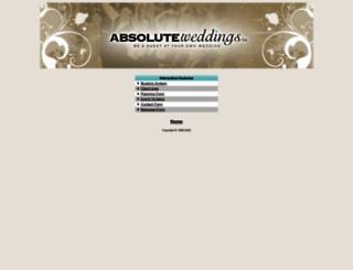 sudburybride.djintelligence.com screenshot