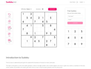 sudo4u.com screenshot