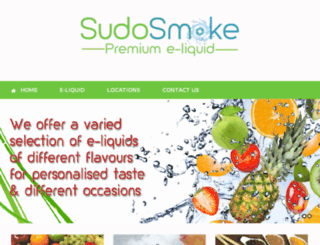 sudosmoke.co.za screenshot