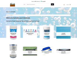 suds-online.co.uk screenshot