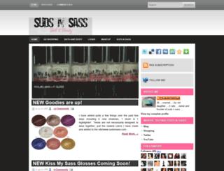 sudsnsass.blogspot.com screenshot