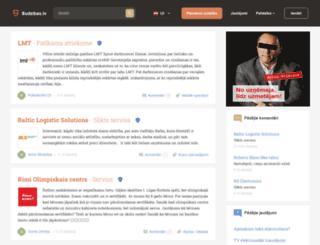 sudzibas.lv screenshot