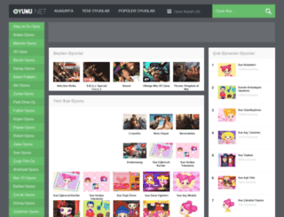 sue.oyunu.net screenshot