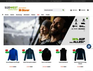 sued-west.com screenshot