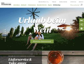 suedsteiermark.info screenshot