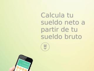 sueldoenmano.com.ar screenshot