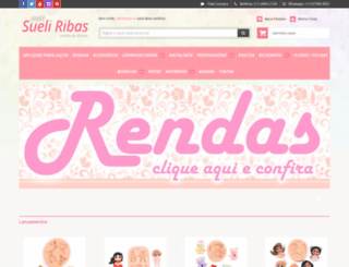 sueliribas.com screenshot