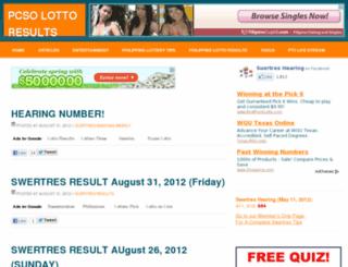 suertrestoday.com screenshot