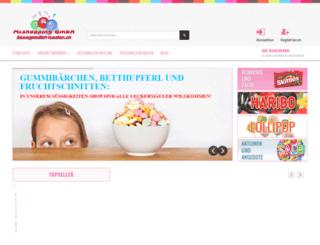 suessigkeiten-kaufen.ch screenshot
