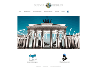 suevia-berlin.de screenshot