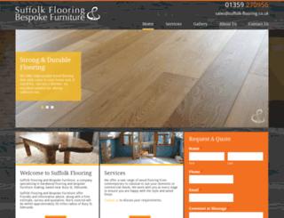 suffolk-flooring.co.uk screenshot