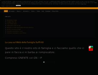 suffritti.it screenshot