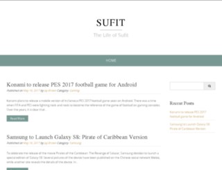 sufit.info screenshot