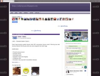 sufyrayyan.blogspot.com screenshot