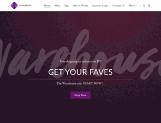 sugarbash.com screenshot