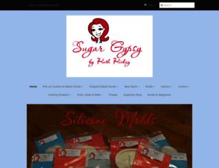 sugargypsy.com screenshot