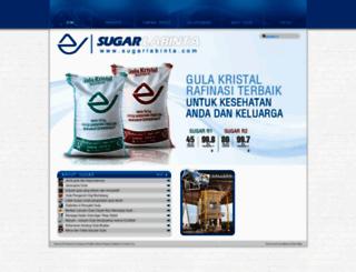 sugarlabinta.com screenshot