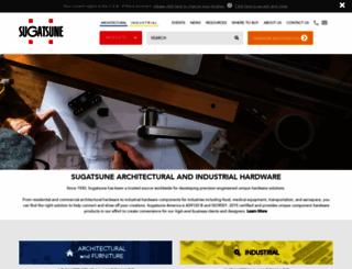 sugatsune.com screenshot