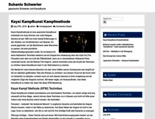 suhanto.com screenshot