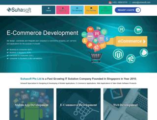 suhasoft.com screenshot